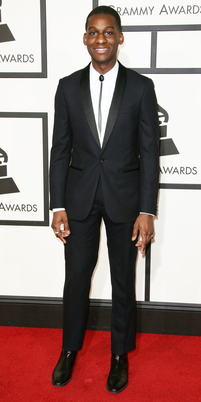 Leon Bridges - Grammys 2016