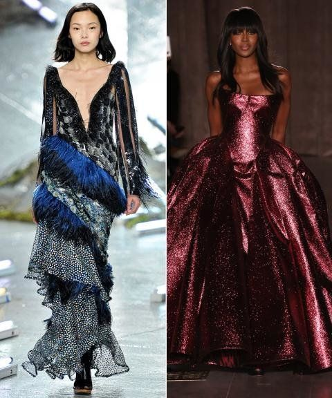 spadnúť 2015 Runway Dresses at the 2015 Oscars