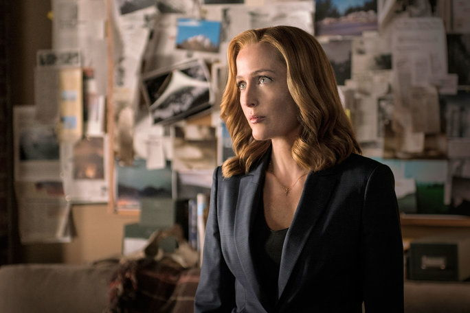 6 Things to Know about Scully's Style Evolution on The X-Files