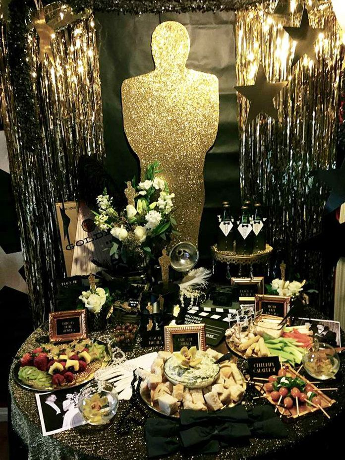 A Roaring 20s' Themed Oscars Party