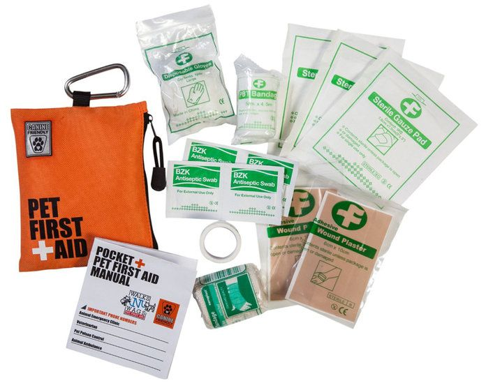 Animale domestico First Aid Kit