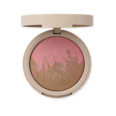 Topshop Cheek Duo in Desert Sun