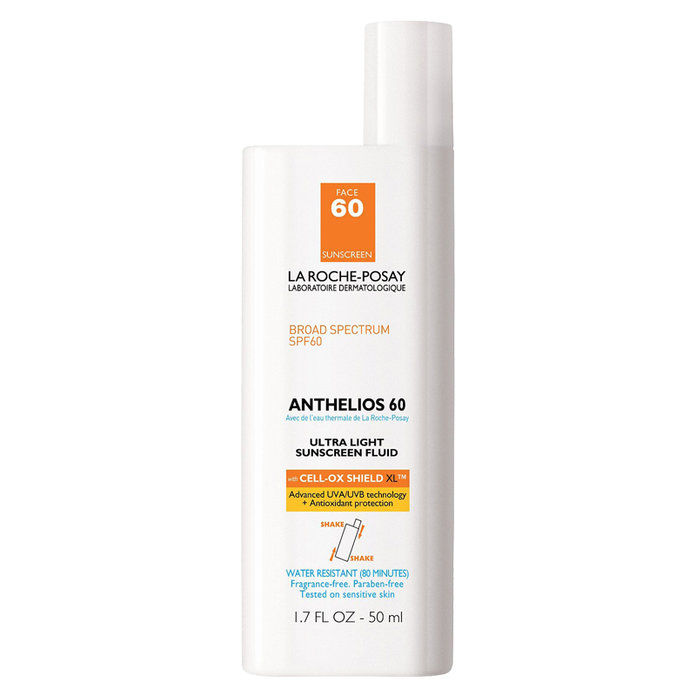la Roche-Posay Anthelios 60 Ultra Light Facial Sunscreen SPF 60