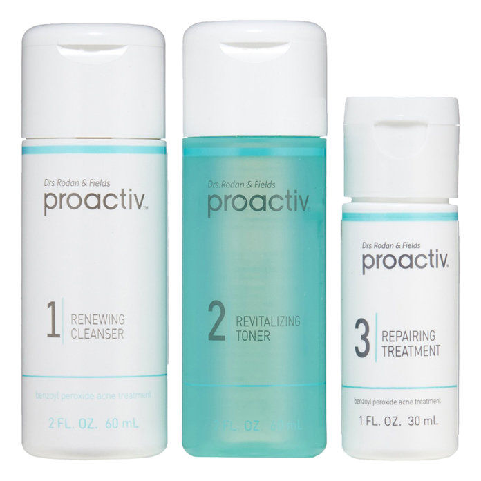 Proactiv 3 Step Acne Treatment System Starter Kit
