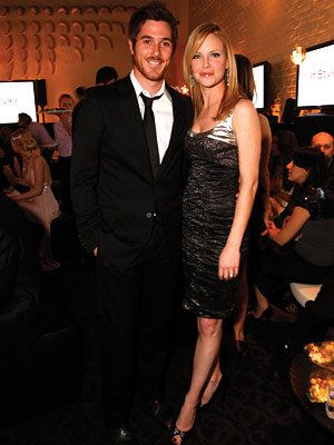 Dave Annable, 2008 Academy Awards, In Style Oscars Viewing Party