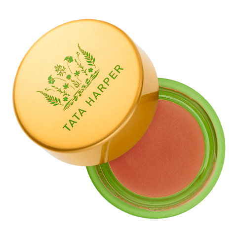 Tata Harper Volumizing Lip & Cheek Tint Powdered Rose Pink
