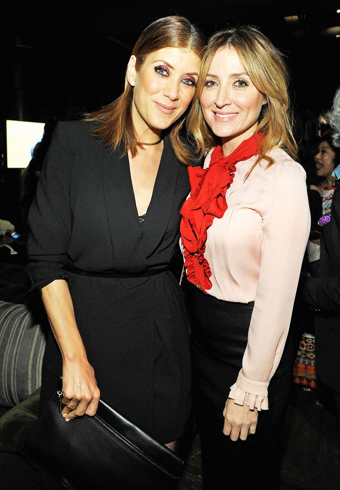 Kate Walsh and Sasha Alexander