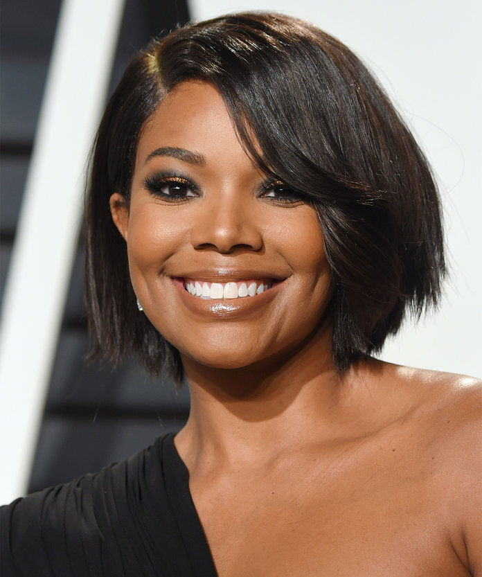 Gabrielle Union Hair Embed
