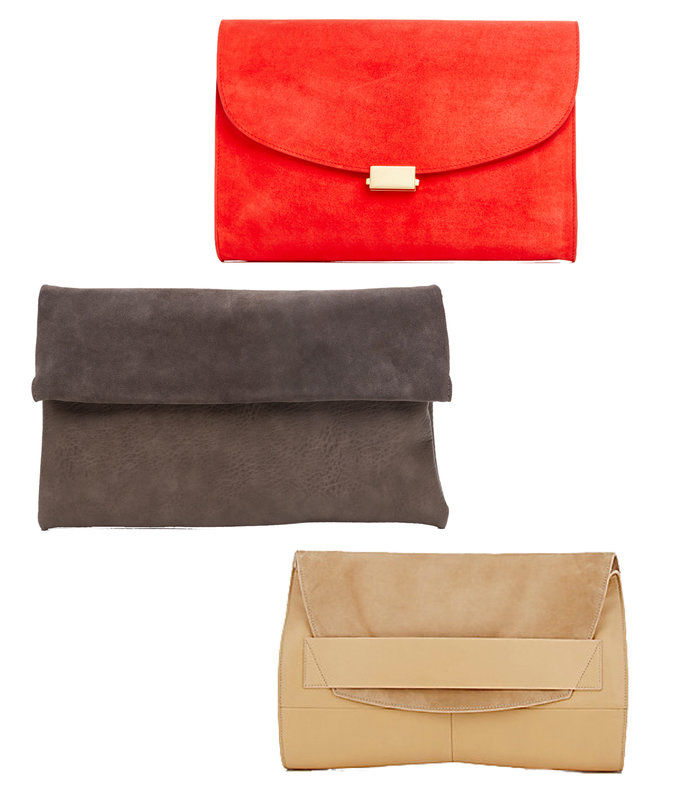 Borsa Guide - Clutches - shoppable links