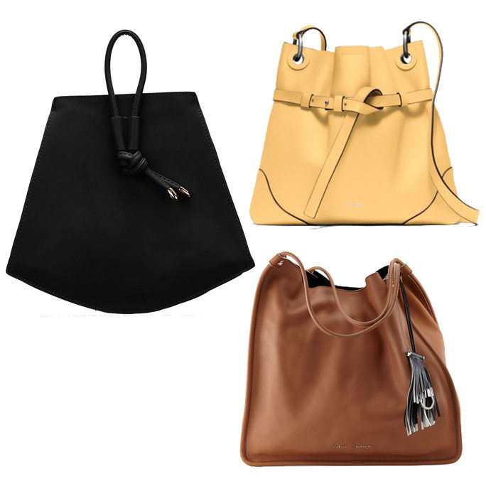 Borsa Guide - Flat Satchel - Shoppable Links