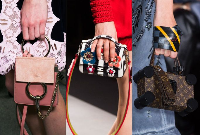 Borsa Guide - Mini Bags - runway