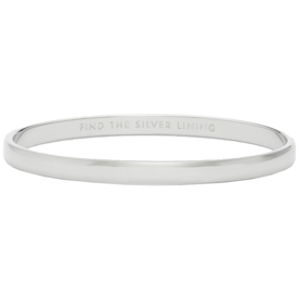 'Find the Silver Lining' Bangle