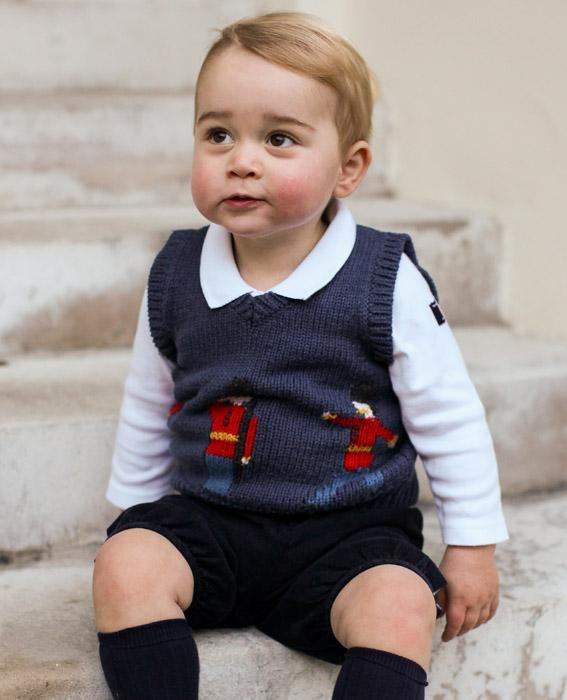 Terhormat Mention: Prince George