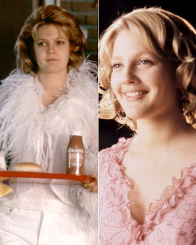 Ha disegnato Barrymore - Never Been Kissed - Best Movie Makeovers