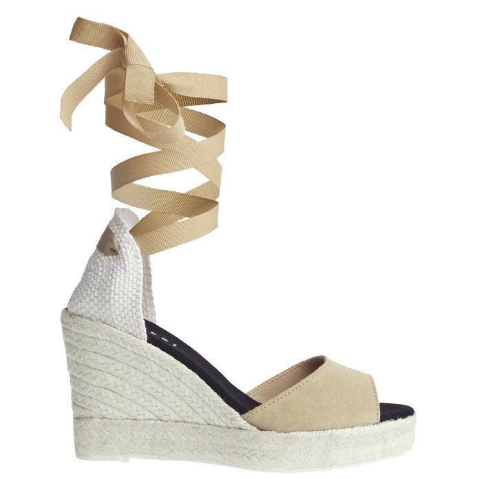 calypso ST. BARTH lace-up sandals
