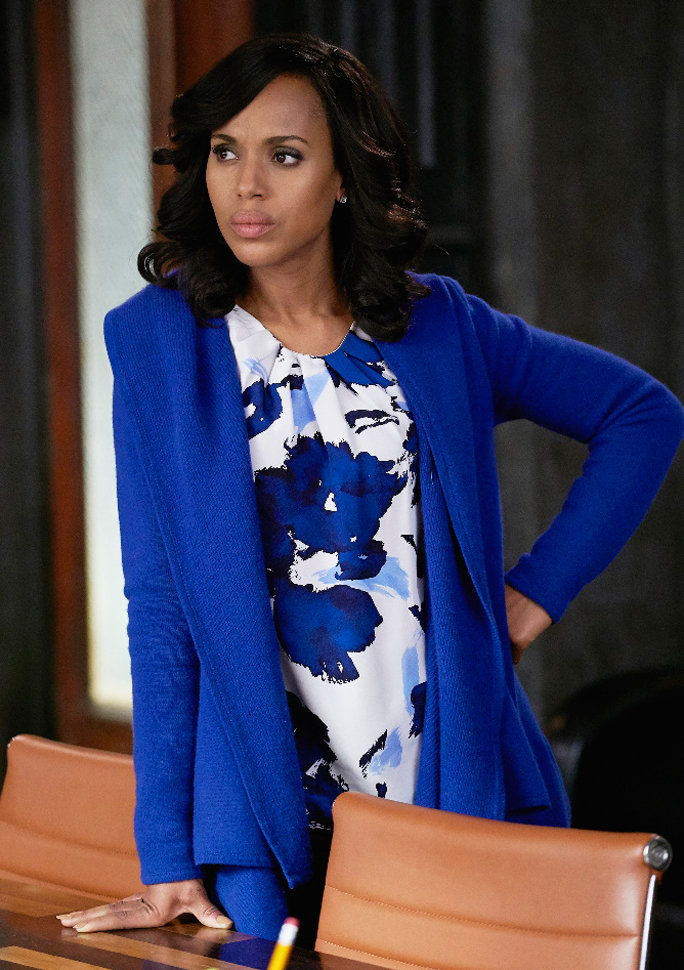 sezóna 5, Episode 15 Scandal fashion
