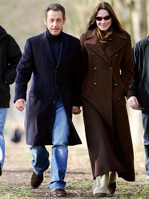 carla Bruni-Sarkozy, Nicolas Sarkozy, France, First Lady