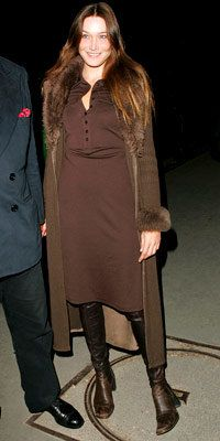 carla Bruni-Sarkozy, France, First Lady