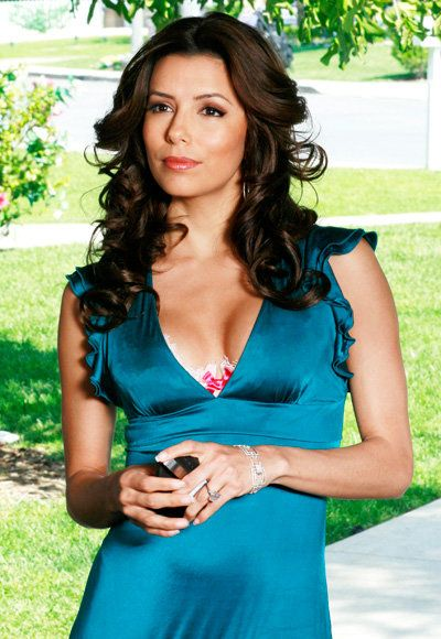 eva Longoria - The Most Fashionable TV Housewives - Desperate Housewives