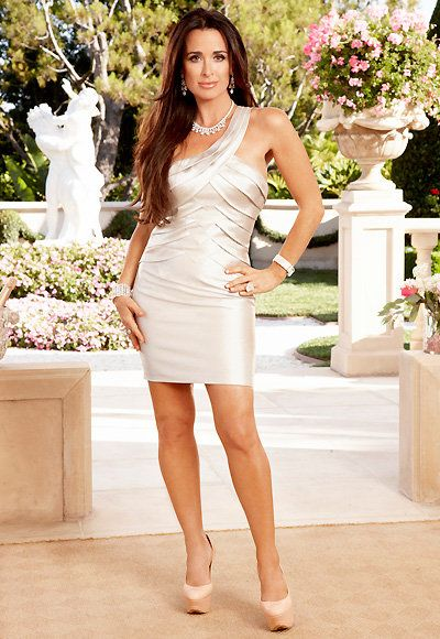 Kyle Richards - The Most Fashionable TV Housewives - The Real Housewives of Beverly Hills