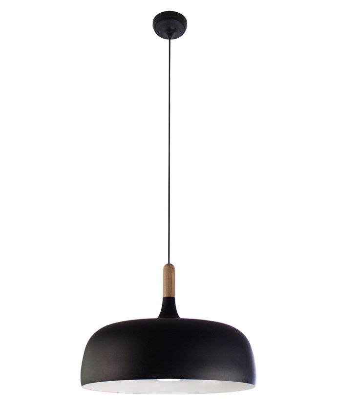 Soffitta 1-Light Bowl Pendant