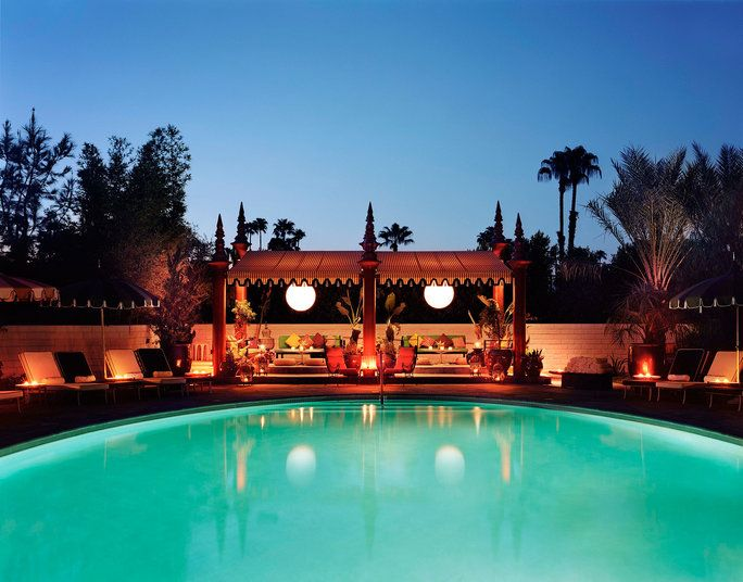 BEST ALL AROUND: Parker Palm Springs