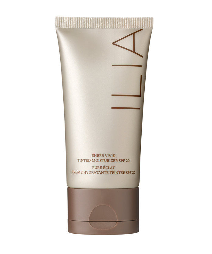 Ilia Sheer Vivid Tinted Moisturizer in Belle Mare