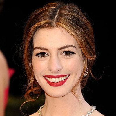 anne Hathaway - Transformation - Beauty Celebrity Before and After