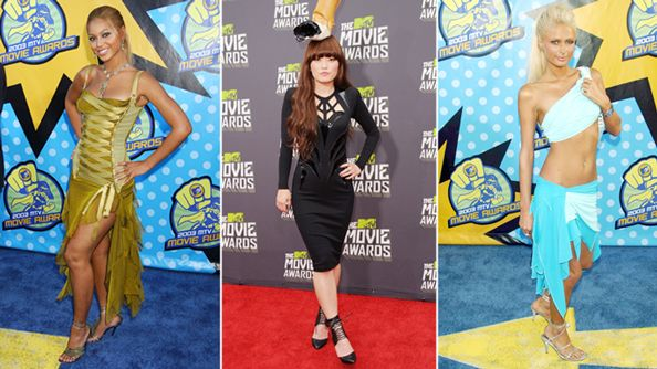 MTV Movie Awards Outrageous Outfits