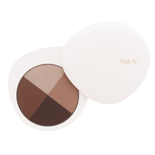 Lilah b. Palette Perfection Eye Quad in b.fabulous