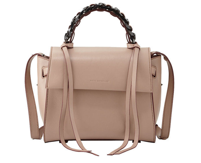 malaikat Sensua Leather Satchel