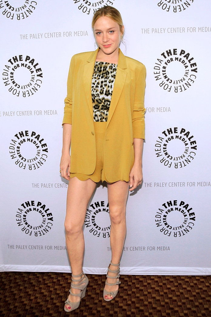 In CHLOÉ at PaleyFest in L.A., 2009