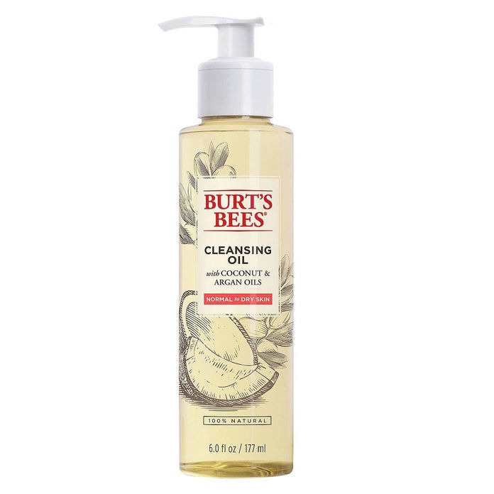 Burt's Bees Cleansing Oil with Coconut & Argan Oil
