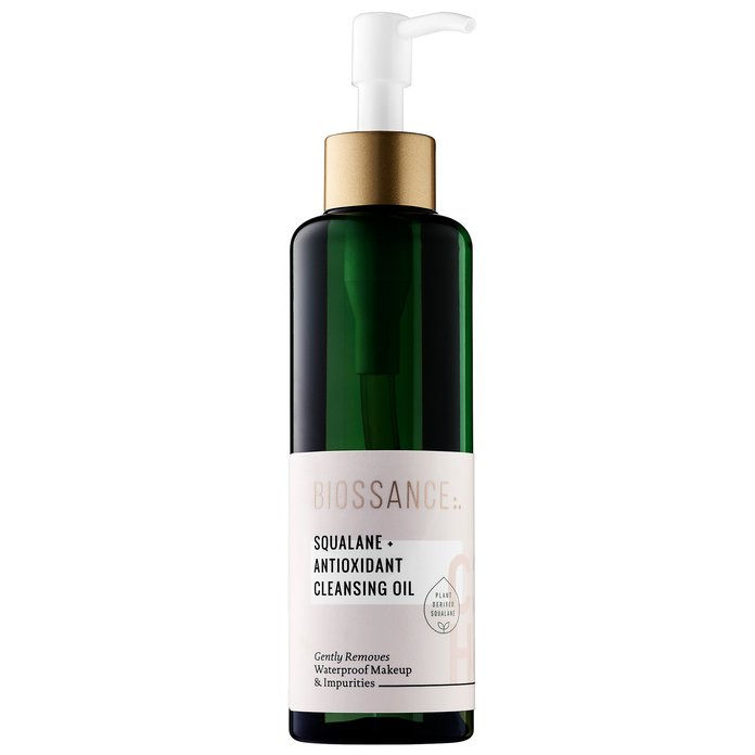 Biosansia Squalene + Antioxidant Cleansing Oil