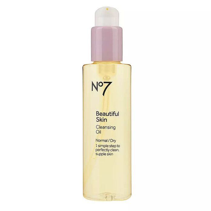 No7 Beautiful Skin Cleansing Oil, Normal/Dry