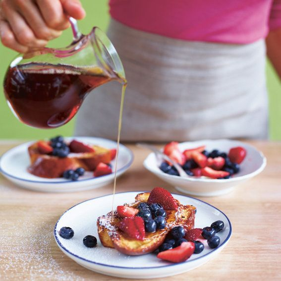 Jessica Seinfeld's French Toast recipe