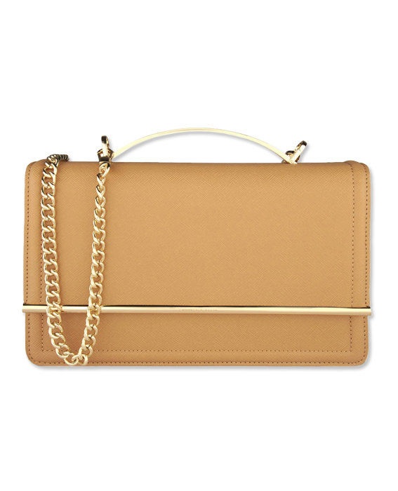 Charles and Keith camel clutch