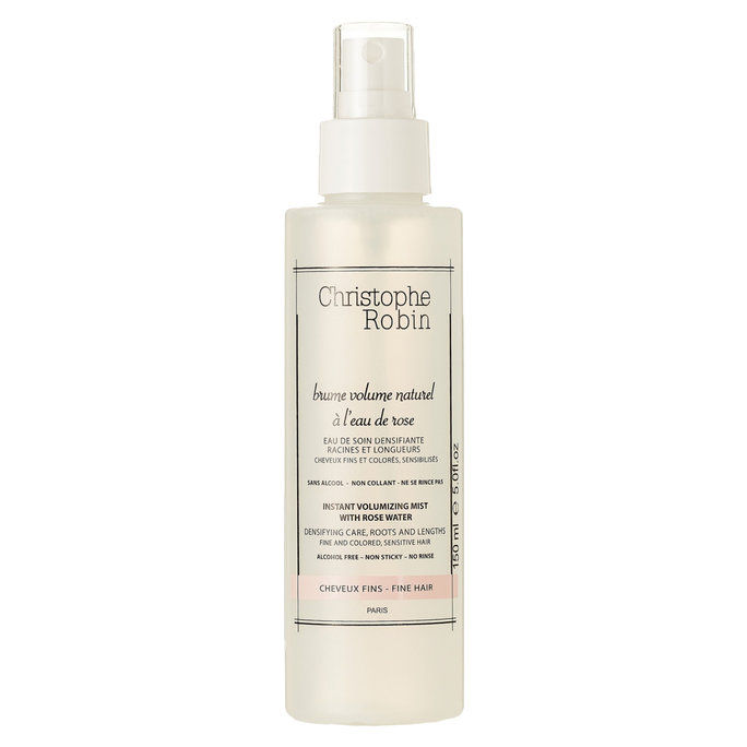 Rose Products Slide 7 - Christophe Robin Rose Water Volumizing Mist
