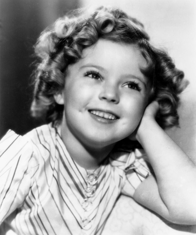 Shirley Temple Vintage Gallery Lead