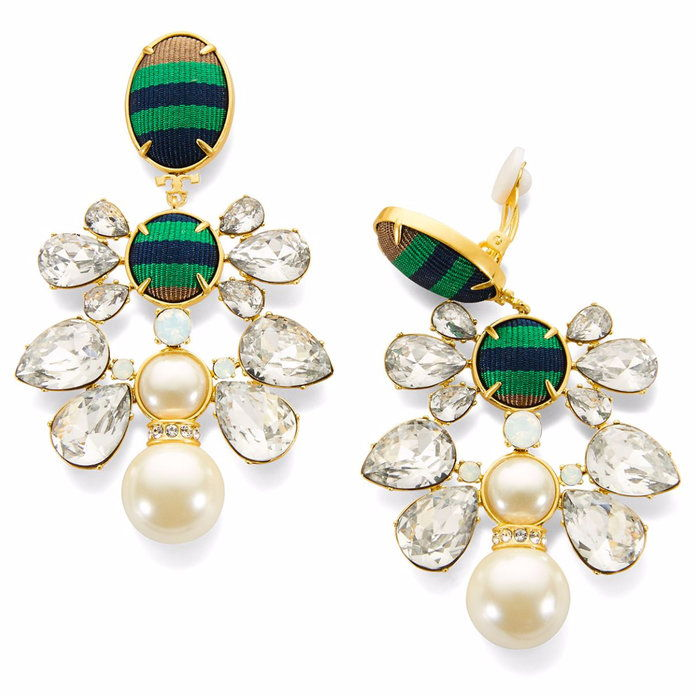 Nastro Pearl Statement Earring