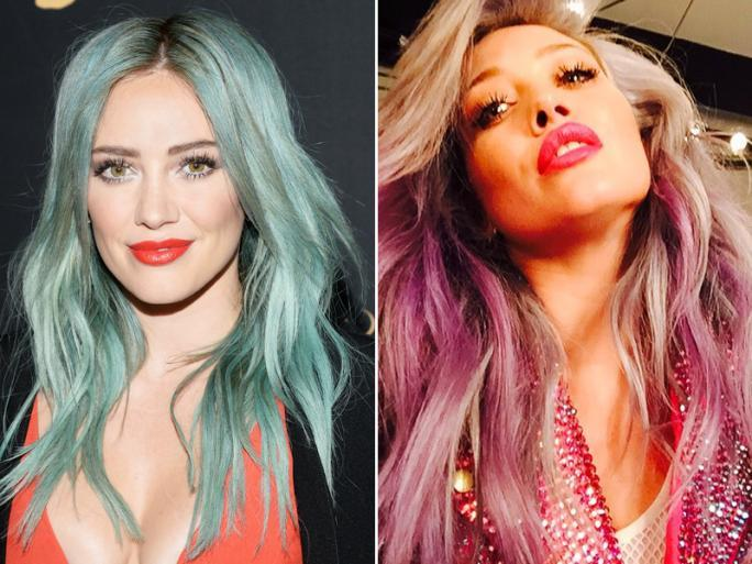Hilary Duff - Hair Transformation Lead