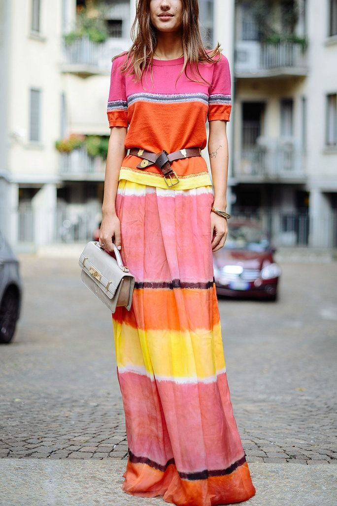 Negozio the Spring Trend: Color-Blocking