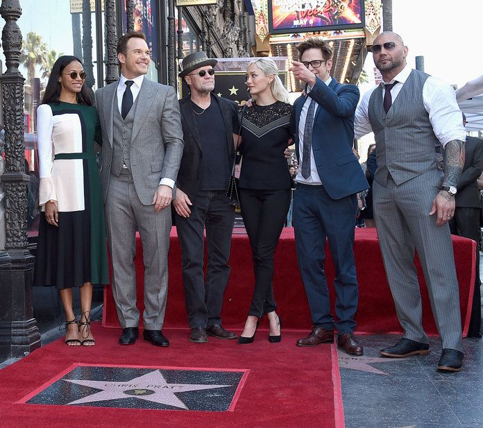 Chris Pratt Hollywood Walk of Fame - 4
