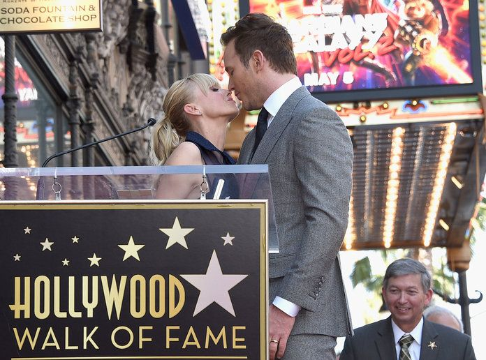 Chris Pratt Hollywood Walk of Fame - 1
