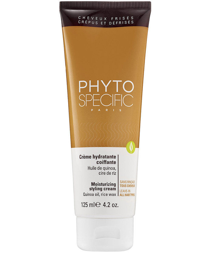 7 Ways to Fight Frizz - Phyto Specific Moisturizing styling cream - Coarse hair - Beauty Tips