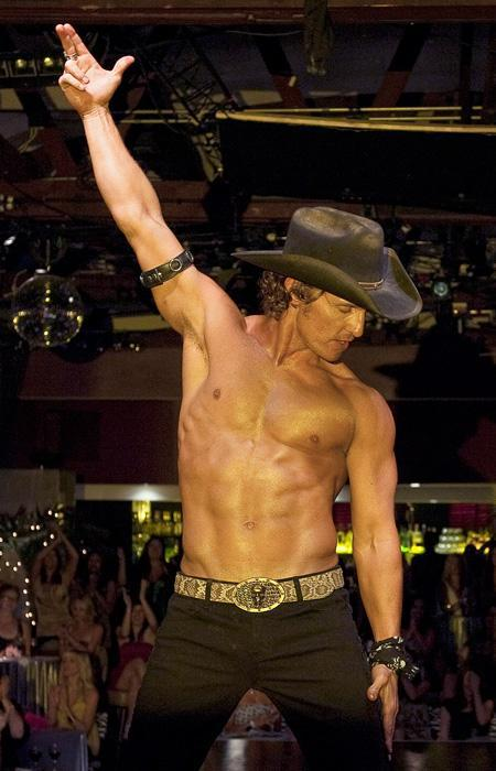 MATTEO McCONAUGHEY, Magic Mike