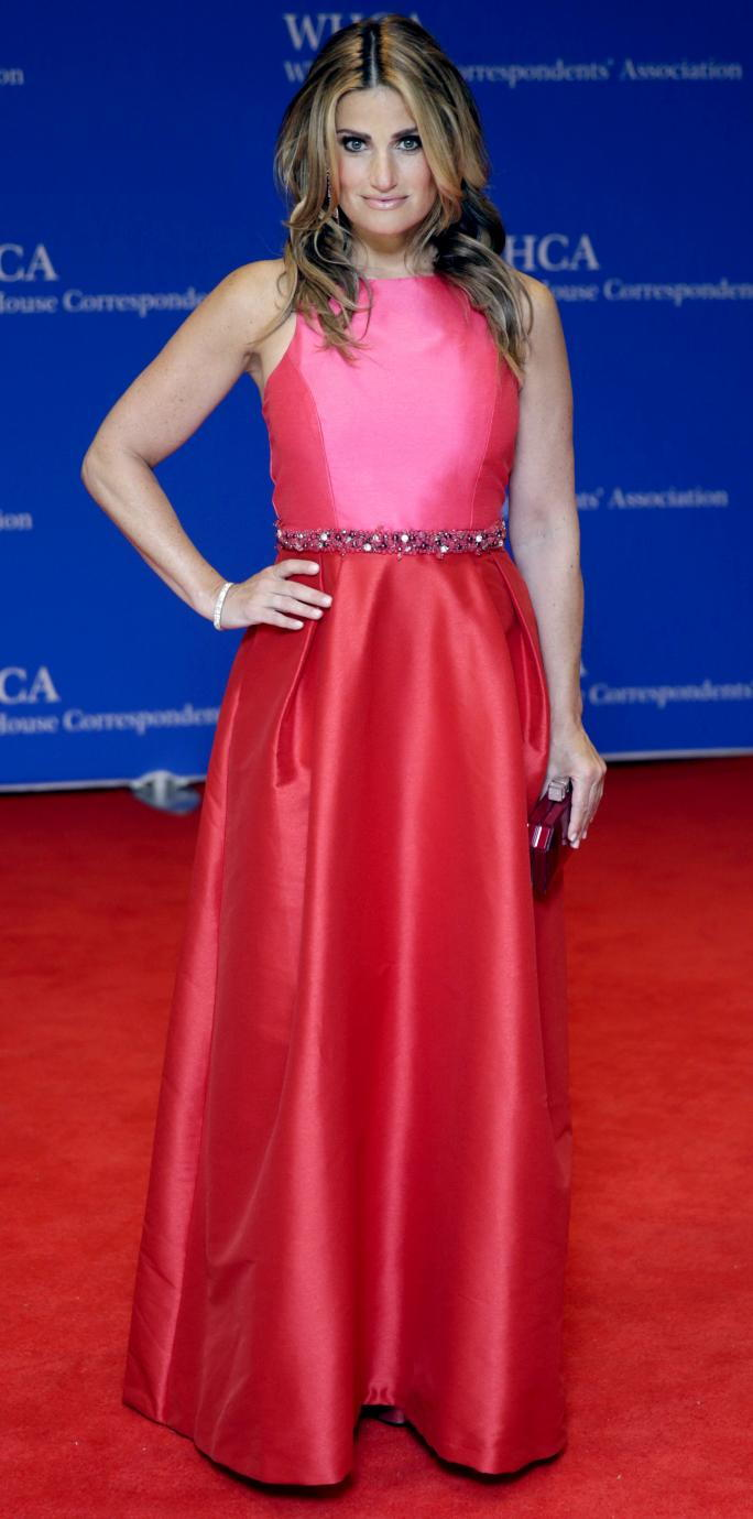 hostia Arrive At The White House Correspondents' Association (WHCA) Dinner