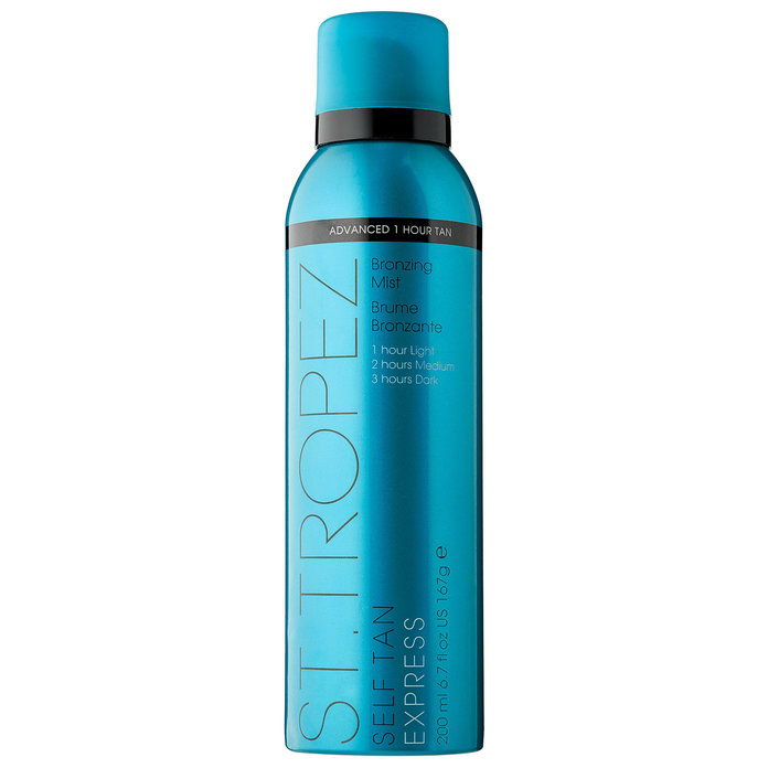 Sf. Tropez Tanning Self Tan Express Bronzing Mist