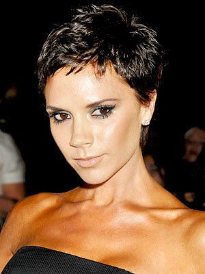 Bintang Cuts That Work For You, Pixie Cut, Victoria Beckham