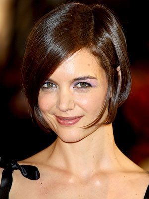 Bintang Cuts That Work For You, The Short Bob, Katie Holmes